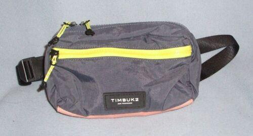 TIMBUK2 Rascal Belt Pack - Convertible Waist Fanny Chest Mini Pack Black & Rust