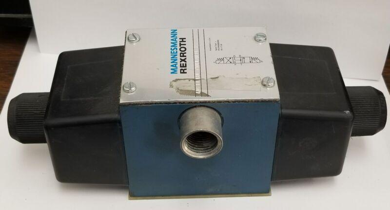 MANNESMANN REXROTH DIRECTIONAL VALVE WZ65-0-L 90VA/550VA