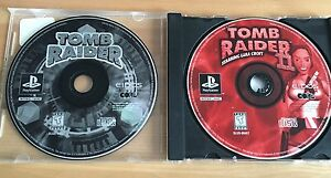 Tomb Raider for PS1