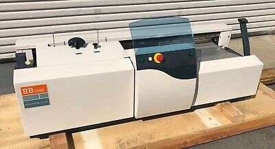 C.p. Bourg Bb1000 Perfect Binder Horizon Duplo Book Hot Glue Melt Digibinder
