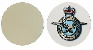 RAF-THE-ROYAL-AERONAUTICA-METALLO-MARCATORE-PALLINA-DA-GOLF-CERCHIO-25MM
