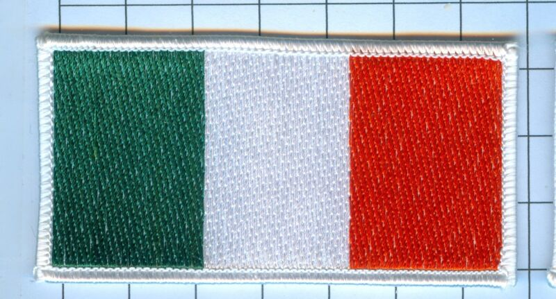 International Flag Patch Ireland