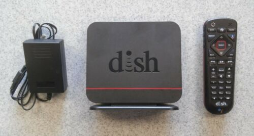 Dish Network Wireless Access Point 2 for Wireless Joey with Power Cord & Remote