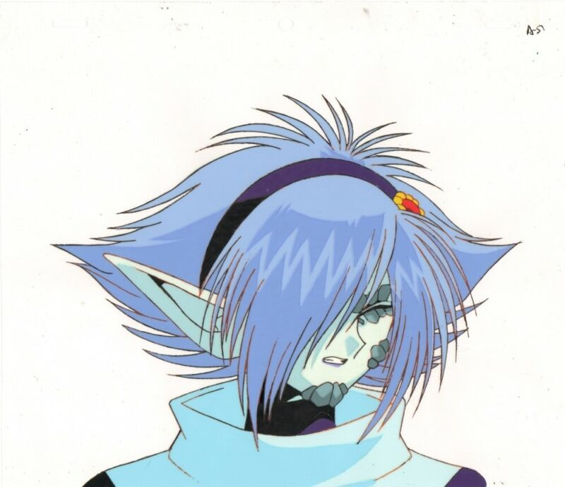 Anime Cel Slayers #273