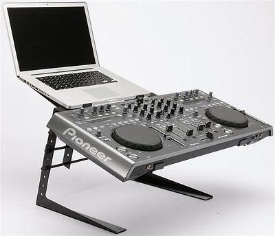 CedarsLink Heavy Duty Studio Controller And Laptop Computer DJ Rack Stand Mount, usado comprar usado  Enviando para Brazil