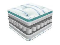 Hybrid 1500&3000 pocket memory foam mattress