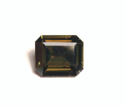 Kornerupine 2.21ct AAA Rare Natural Prismatine Fine Gem - Sri Lanka 8x7