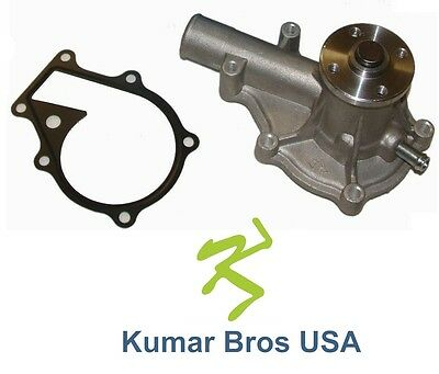 New Kumar Bros Usa Water Pump For Bobcat-skid Steer Loader 463