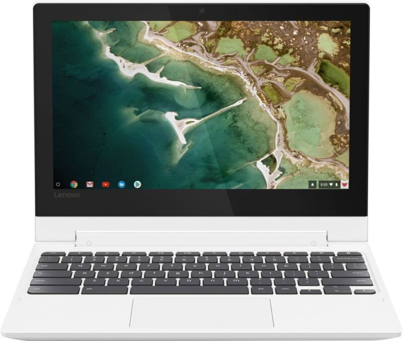 """Lenovo - 2-in-1 11.6"""" Touch-Screen Chromebook - MT8173c - 4GB Memory - 32GB e..."""