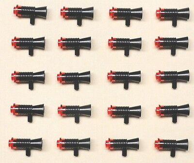 X20 Lego Batman Halo Star Wars Army Minifig Weapons Gun Lot