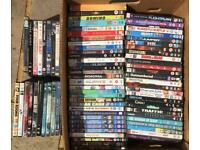 80 DVDs job lot pick up from Bramhope, Leeds 16