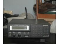 commtel comm205 400 channel programmable vhf/uhf base scanner