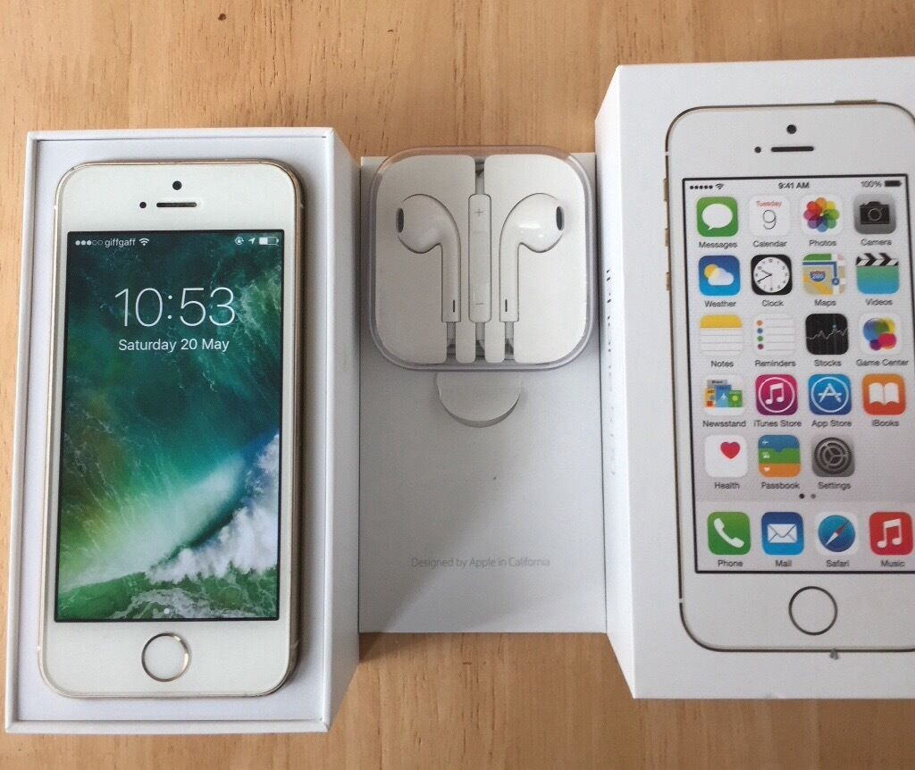 Iphone 5s white gold 16gb o2 network boxedin Birtley, County DurhamGumtree - Iphone 5s white and gold on o2 network fully working comes boxed with charger any questions please ask thanks