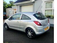 Vauxhall, CORSA, Hatchback, 2007, Manual, 1229 (cc), 3 doors