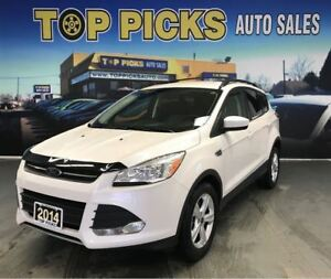 2014 Ford Escape SE, AWD, 2.0 Liter, Low Mileage And More!