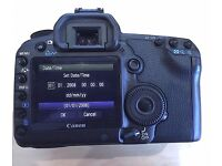 *BARGAIN* NEW CANON EOS 5D MARK ii 2 / CHARGE/ BATTERY