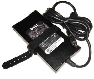 Genuine Dell PA-4E Family 130W AC Adapter Power Charger For Latitude and Inspiron Laptops / Notebooks