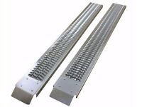 BRAND NEW - Pair of 6ft Trailer/Van/Truck Loading Ramps, SWL 450kg/pair EX STOCK