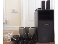 Bose Acoustimass 10, series 3 Home Theater Speaker System,with SL2 wireless surround link