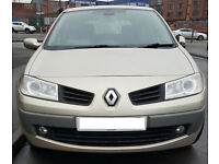 Renault Megane Gold - Automatic - low miles
