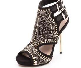Kurt Geiger gyrate sandals silver size 5 never worn