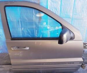 DOOR right / passenger - complete for 1999-2004 JEEP GRAND CHEROKEE $350