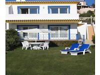 Portugal in the beautiful Algarve Delightful 4 Double Bedroom Villa with gardens and pool