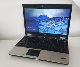 "HP EliteBook 8440p, 14"", i5-520M, 8GB RAM, 500GB HDD, Win 10 Pro"