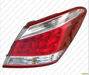 Tail Light Passenger Side 4Dr High Quality Nissan MURANO 2011-2012
