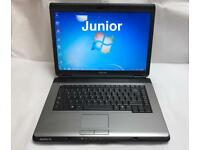 Toshiba Quick Laptop, 2GB Ram, 80GB, Windows 7, Microsoft office, Very Good Condition, Ready to use