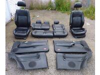 Vw Mk4 Golf Leather Seats Door Cards R32 Interior Parts