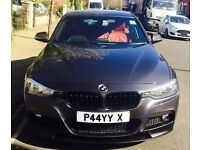 BMW F30 M Sport 320D 2012 Auto M Mineral Grey / Coral Red Interior (Best Combo)