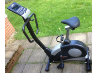 DKN AM-E Exercise Bike - As new (only used handful of times)