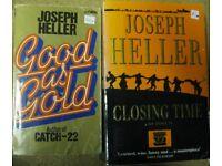 Joseph Heller books