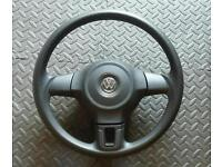 Vw caddy t4 t5 transporter steering wheel