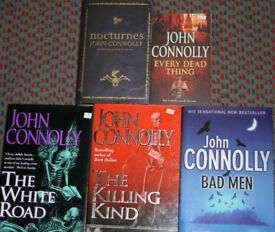 John Connolly books