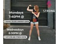 STRONG by Zumba High Intensity Interval Training in Birmingham and Solihull