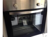Lamona slot in oven-6 month guarantee