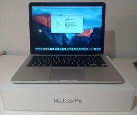 MacBook Pro (Retina, 13-inch, 2015 edition) Good Condition