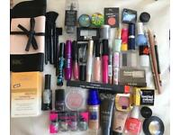 Make up joblots over 60 pieces in each MAC-LOREAL-RIMMEL-NYX-W7-MAXFACTOR-CHANEL ALL BRAND NEW