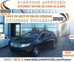 2011 Honda Odyssey EX-L w/ Rear Seat Entertainment - Rearview ca