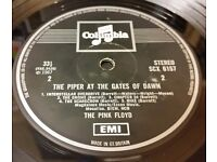 PINK FLOYD uk 2nd press PIPER AT THE GATES OF DAWN (SCX 6157)NM/EX
