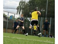 Casual football games in HENDON. Looking for players, everyone welcome!