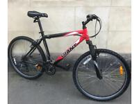 Giant Rock mountain bike, aluminium light weight