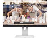 Dell UltraSharp 24 Monitor U2414H - Professional Grade Monitor - Like New