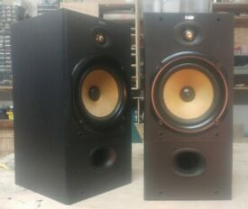 B&W DM602 Speakers. Bowers & Wilkins