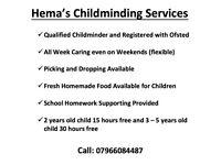 Hema's Childminding