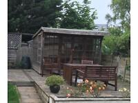Summer house 2.4x3m