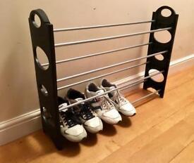Shoe Storage Racks - Cupboard Hallway wardrobe Home Ladies Men Footwear