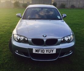 BMW Series 1 M-Sport, Full BMW Service History, Low milage.